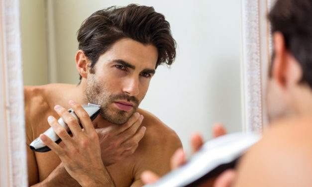 Bartpflege und Barttrimming